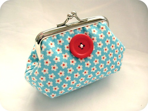 Sweet and round coin purse | by Bag Of Joy / Fine Ting