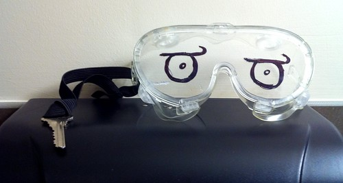 Disapproval Goggles | by commensaFamily