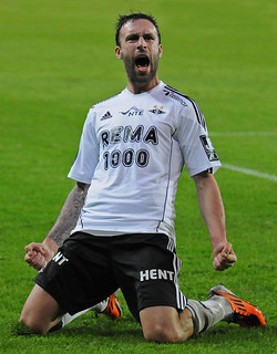 Rade Prica, Rosenborg | by Arve Johnsen