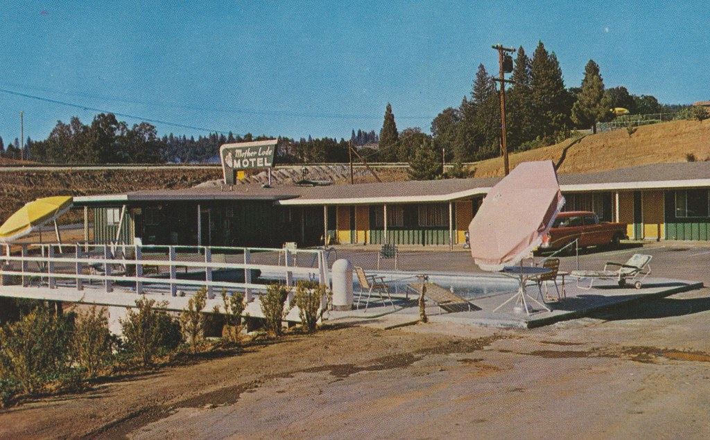 Mother Lode Motel - Placerville, California