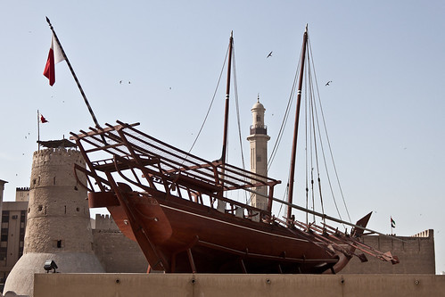 Dubai Museum | by PGBrown1987