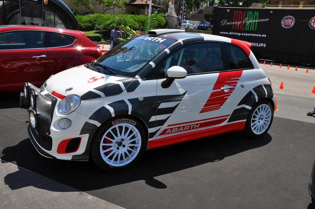 Fiat 500 Abarth R3T | Raikhen | Flickr