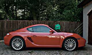 Porsche Cayman | by agauld