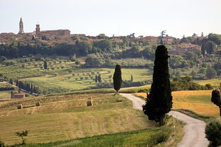 We are Back! ... in Pienza | Val d'Orcia | by ! . Angela Lobefaro . !