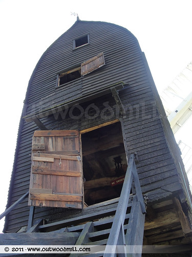Outwood Mill | Outwood Post Mill | External View 25 | by Outwood Windmill