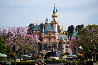 Sleeping Beauty Castle | by HarshLight