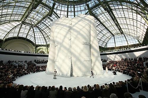 Chanel Fashion Show Fashion Design Architecture Flickr
