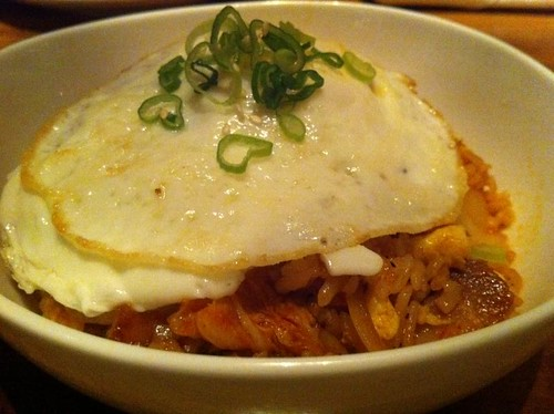 Pork Kimchi Fried Rice @ Miso | by ChowDownAtlanta