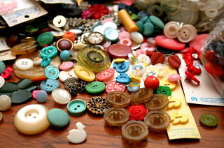 Vintage Buttons | by lolie jane