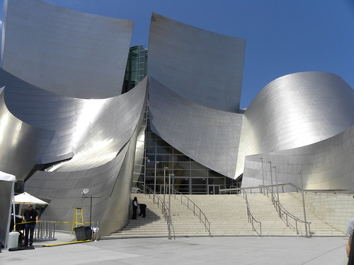 Disney Concert Hall, Los Angeles | by MadKnits