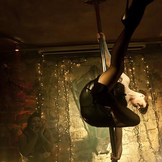 Burlesque Strip-Tease Battle (71) - 27Nov10, Paris (France
