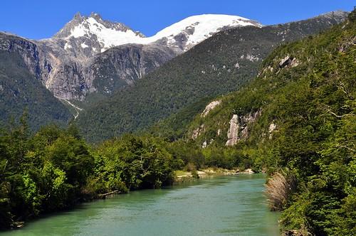 Exploradores De La Patagonia: Rio Exploradores - Patagonia Chilena