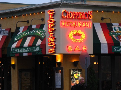 Cioppino S Restaurant On San Francisco S Fisherman S Wharf Thewebvideoplayer