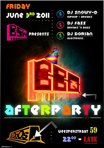 BSW BBQ Afterparty 2011 | by DJ Fass