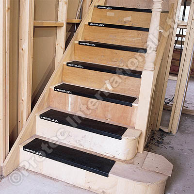 ... Rigid Tread Protector   Stair Tread Protector   From Protec | By  Protec_uk