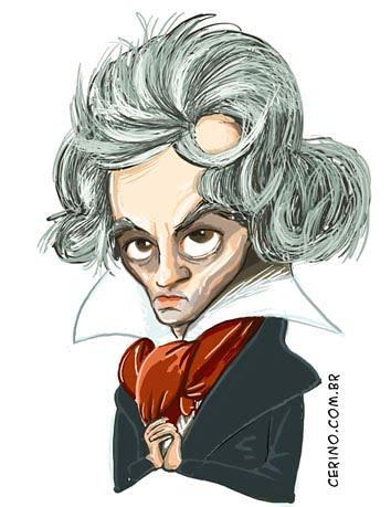 cerino caricatura beethoven andrÉ cerino flickr