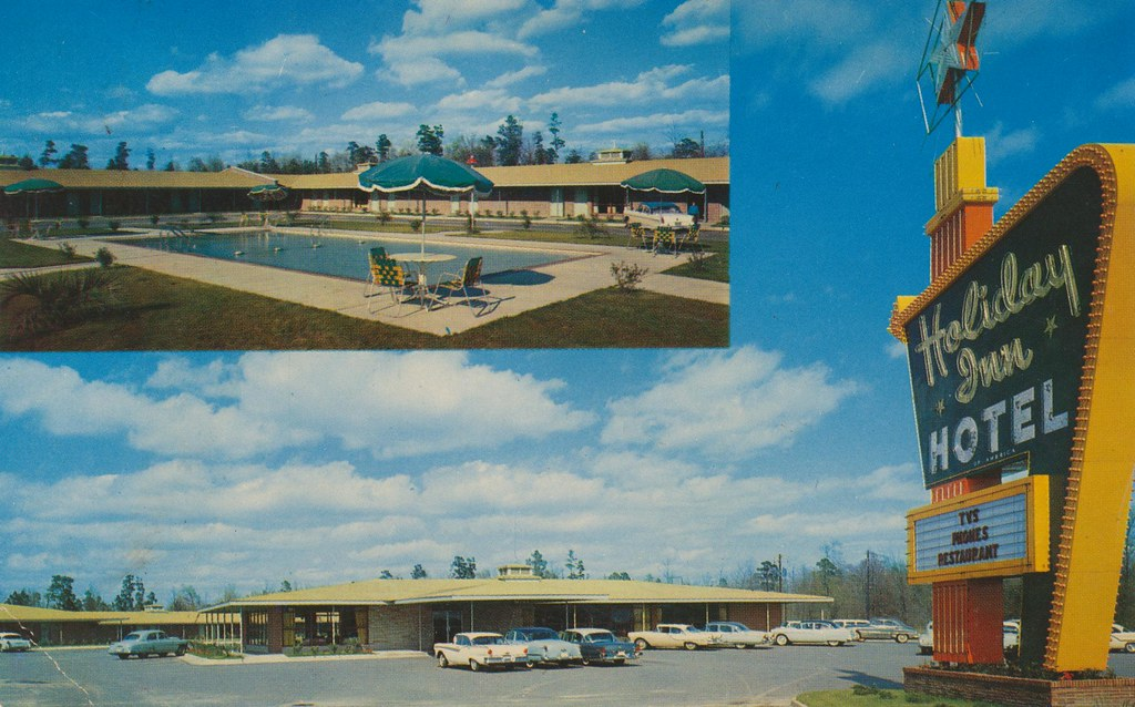 Holiday Inn Hotel - Pine Bluff, Arkansas