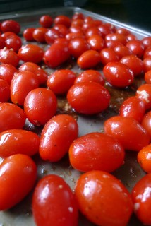 Grape Tomatoes before Roasting | by Lori L. Stalteri