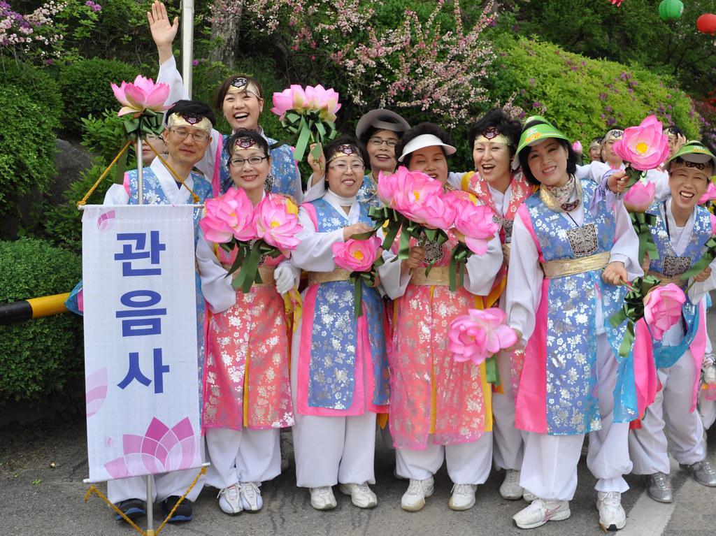 Buddha's Birthday, Seoul 2011
