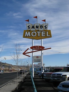 Sands Motel | by chimpsonfilm