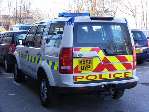 (1141) GMP - Greater Manchester Police - Land Rover Discovery - MX58 UYP | by Call the Cops 999