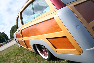 Ford Woody 1950 | by Drontfarmaren