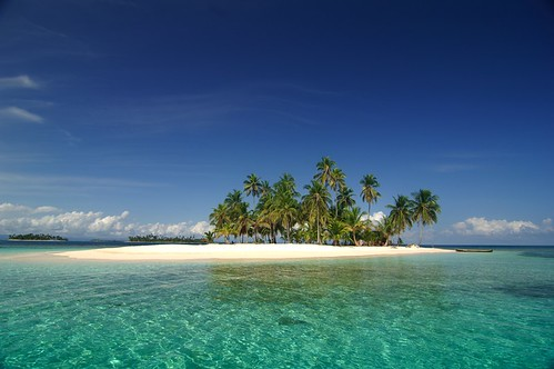 Find Your Own Private Island in San Blas - Panama City, Panama | by whl.travel