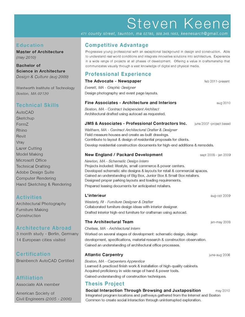 steven keene architectural resume steven keene flickr steven keene architectural resume by steven keene m arch