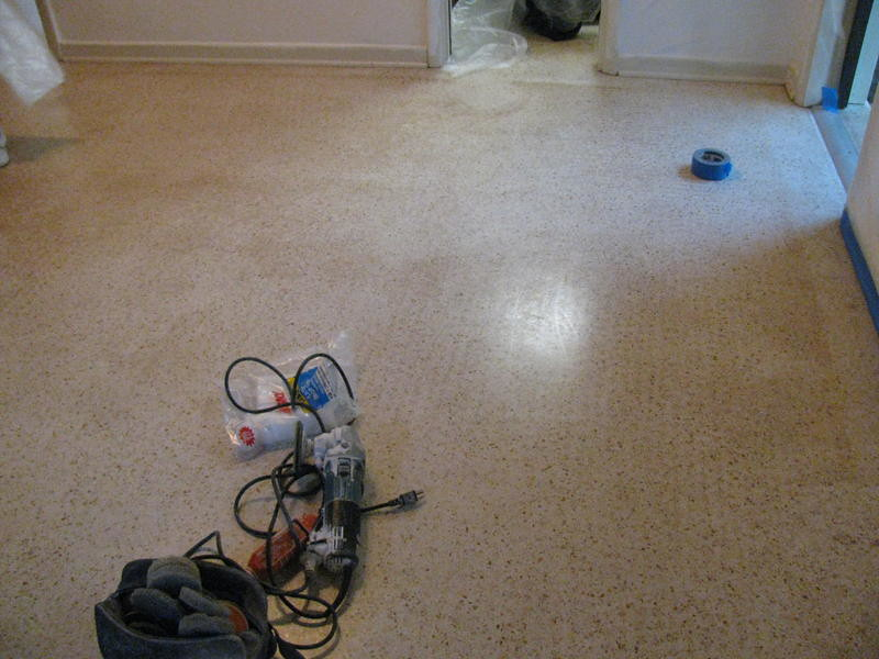 Naples 2 Mbr Before Safedry Terrazzo Restoration Naples Fl