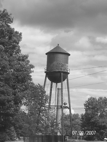 Water Tower | by Littlerailroader