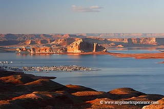 Wahweap marina & bay - Lake Powell & Glen Canyon National Area | by My Planet Experience