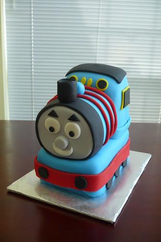 Engine Company  Chocolate Cake