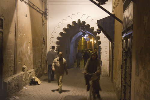 Marrakech Alley | by RobRoyAus