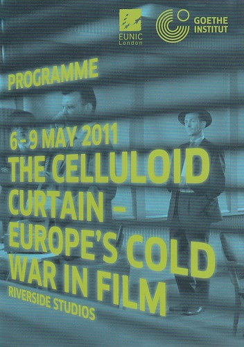 The Celluloid Curtain - Europe's Cold War in Film | by richardjgibson