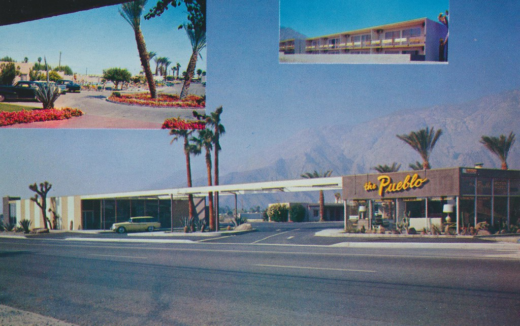 The Pueblo - Palm Springs, California