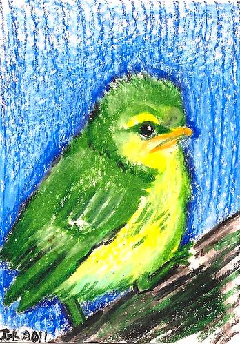 little friend ACEO | by sixsisters