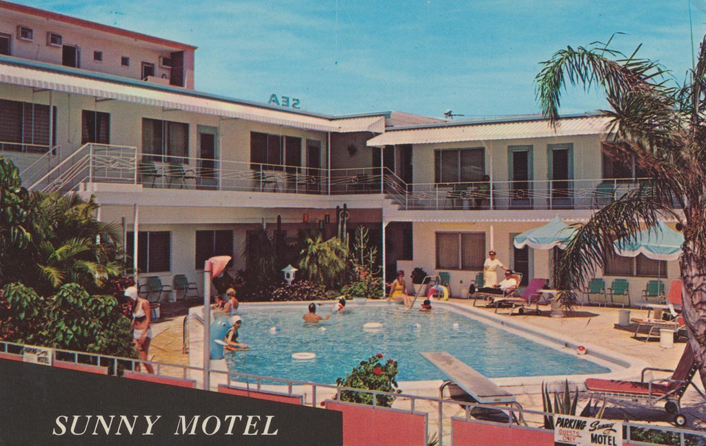 Sunny Motel - Clearwater Beach, Florida