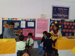 School Health Program | by Trinity Care Foundation | CSR Initiatives in India