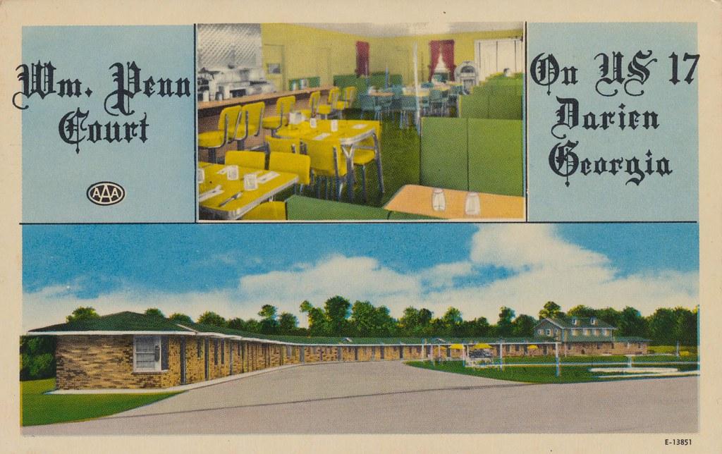 Wm. Penn Court - Darien, Georgia