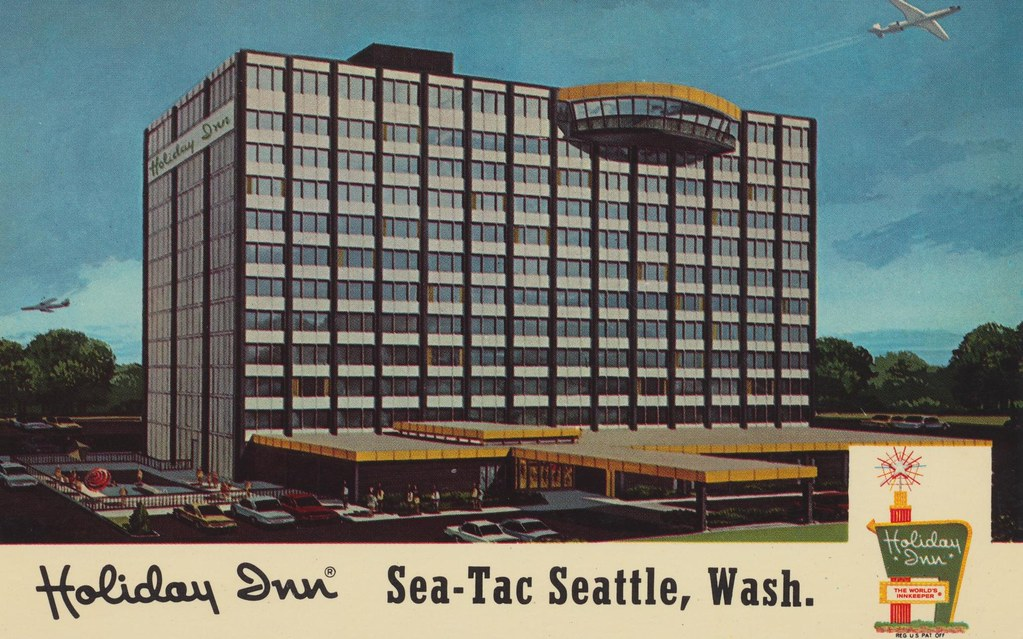 Holiday Inn Sea-Tac - Seattle, Washington