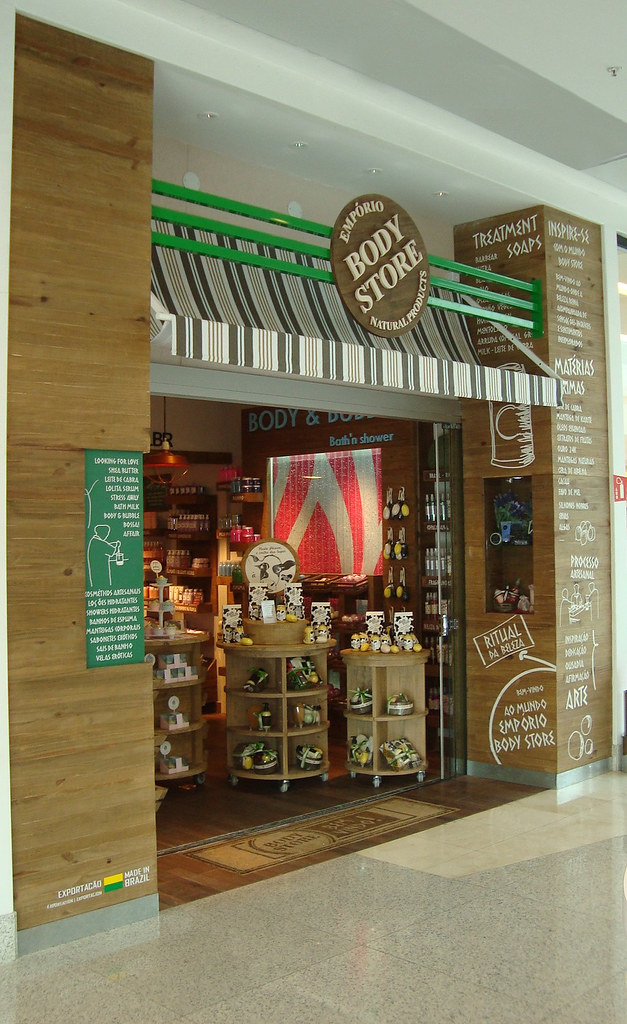 9b76de1f610 Loja Empório Body Store