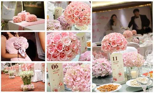 wedding ideas now pink wedding ideas for more and more brides now 28268