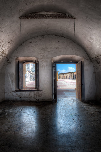 Windows In Time - (HDR San Juan, Puerto Rico) | by blame_the_monkey