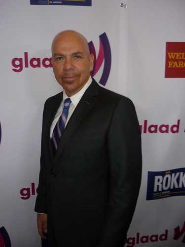Jason Stuart at GLAAD Media Awards | by greginhollywood