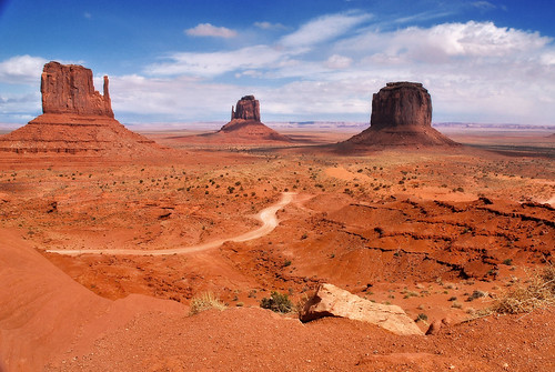 Monument Valley [EXPLORED!] | by Jeff Rose Photography