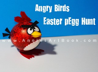Angry Birds Easter eggs01 | by Tandoori