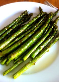 Roasted Asparagus | by bongo vongo