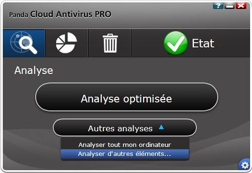 panda cloud antivirus pro 1 5 autres analyses panda clou flickr. Black Bedroom Furniture Sets. Home Design Ideas