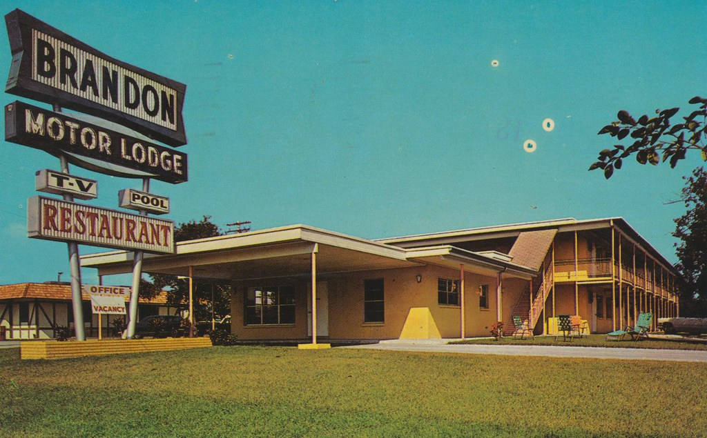 Brandon Motor Lodge - Brandon, Florida