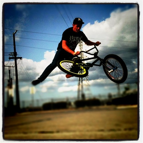 Fly-out, tail-whip #bmx #bike | by tr6ixties boy